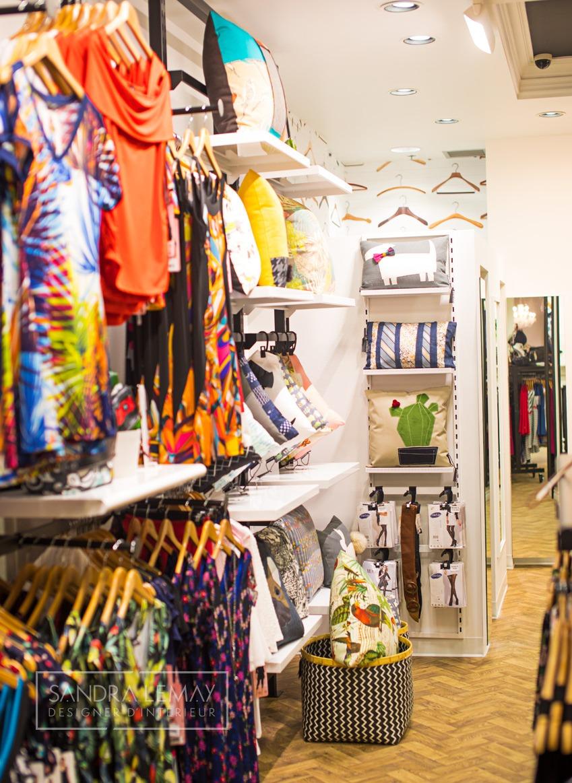 Aménagement de boutique