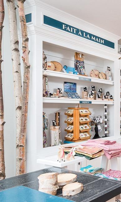 Design intérieur commerce