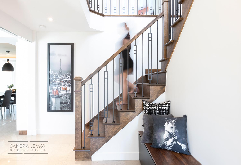 Rénovation majeure résidentielle Doiron